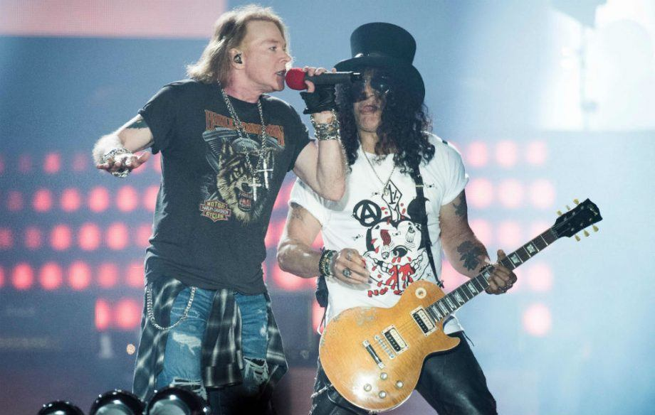 Guns N Roses Are Headed To Sa In November Texx And The City