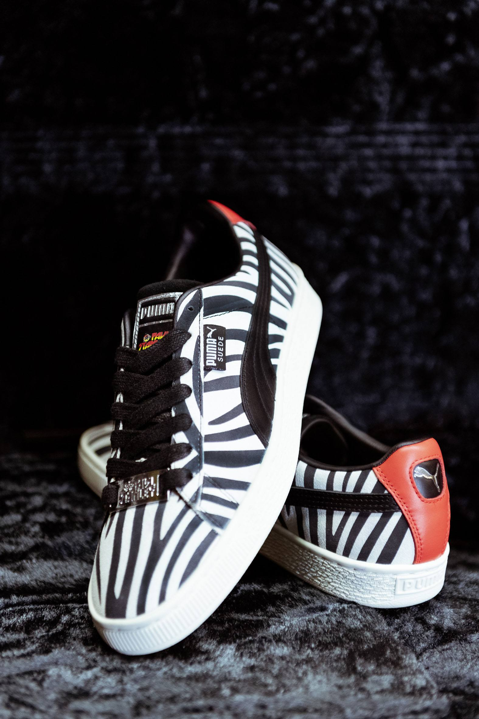 08dcda38477 Rock legend Paul Stanley collabs with PUMA for Iconic Suede drop ...