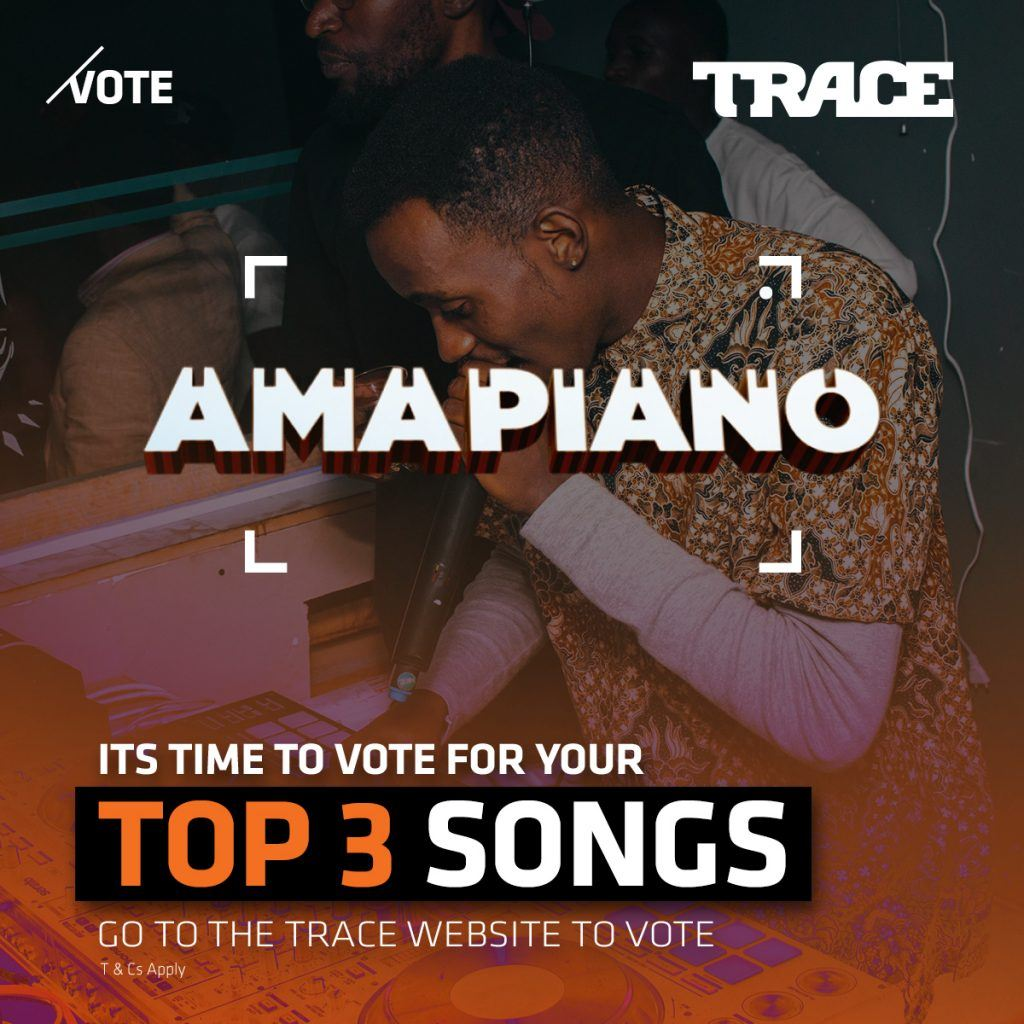 These are the 10 finalists for the TRACE Amapiano competition – Texx
