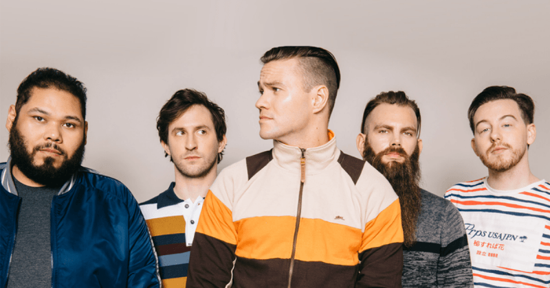 Dance Gavin Dance Tour 2020 Dance Gavin Dance announce two date SA tour for February 2020