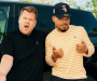 Watch Chance The Rapper get force-fed vegetables and talking about the process of contacting Obama on Carpool Karaoke