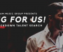Sing For Us – The Lockdown Talent Search is Gresham Music Group's latest search to find the best vocal talent