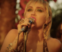 "Watch Miley Cyrus, queen of the rock 'n' roll covers, take on Pearl Jam's ""Just Breathe"" for MTV Backyard Sessions"